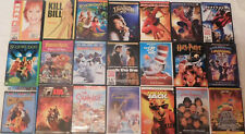 21 Different & Popular & Your Favorites (Dvd Movies) Take A Look!