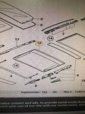 RIVESTIMENTO IMPERIALE TETTO SCORREVOLE BMW SERIE 5 Sw E61 54137140780 e 782