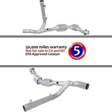 New Passenger Side Catalytic Converter for Ford Expedition 1997-1998