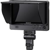 "Genuine Sony CLM-FHD5 Clip-On 5"" Full HD LCD On-Camera Monitor - VG -Please Read"