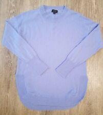 Womens J Crew 100% Italian Spun Cashmere Sweater Size Medium