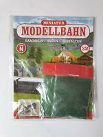DeAgostini  Miniatur Modellbahn Spur N Nr.32 mit Heft   Neu/OVP
