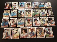 1980 Topps MINNESOTA Twins COMPLETE Team SET of 27 cards Dave GOLTZ Roy SMALLEY