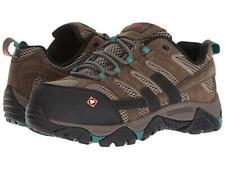 New Women's Merrell Work Moab 2 Vapor Comp Toe Safety Work Shoes J17762 Size 8.5