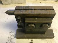1 Universal Dividing Head Type B /& S No 2  Instruction /& Parts Manual 0730