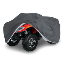 Full ATV Cover Dust Dirt Scratch Rain Water Storm Proof Fits Honda TRX400EX SM