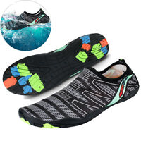US Mens Quick-Dry Water Shoes Barefoot Aqua Socks Beach Swim Pool Vacation Surf
