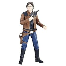 Star Wars The Black Series Han Solo 6-inch Action Figure (FAST SHIPPING)