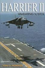 Harrier II: Validating V/STOL (Jump Jet, AV-8, USMC Aviation)