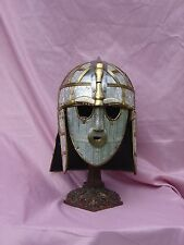 Masterpiece Delux Viking Chieftain Sutton Hoe Armor Helmet Anglo-Saxon Medieval