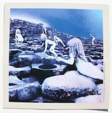 "New 2014 Led Zeppelin House Of Holy Lithograph Promo Poster 8"" x 8"""