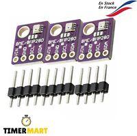 BME280 Capteur de pression, Température ,d'humidité 1.8-5V Arduino pi TimerMart