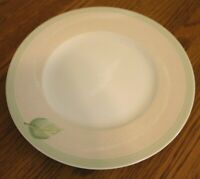 "Villeroy & Boch Florea Folia Salad Plates 8 1/2"" Inches Germany Fine China"