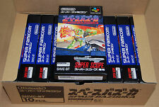 Space Bazooka Super Famicom *1 BRAND NEW Game Taken From A Box of 10