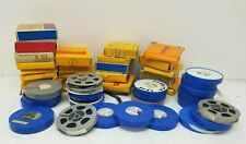 Lot of 50 Super 8 & 8mm Home Movies 1950's to 1970 Family Travel Xmas Unsearched