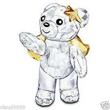 SWAROVSKI SILVER CRYSTAL 2010 ANNUAL KRIS BEAR 1054561 MINT IN BOX