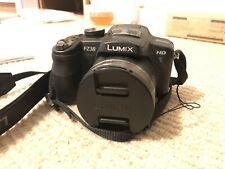 Excellent Panasonic DMC FZ38 Digital Camera. (18x Zoom, 2.8 Aperture, HD, 12 MP)