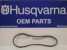 Genuine OEM  Husqvarna 532182212 Drive Belt Fits 5521BBC 5521RS 5521RSA