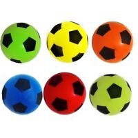 New 6X Small Soft Foam Sponge Indoor And Outdoor Ball Various Colours