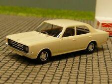 1/87 Busch Opel Record C beige 42012