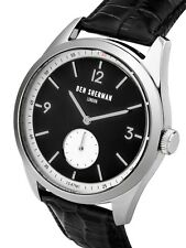 BRAND NEW BEN SHERMAN London Men's Carnaby Driver Watch  WB052WB