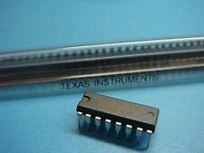(5) TI SN74HC161N 4-BIT BINARY COUNTER 1 ELEMENT POSITIVE EDGE 16P DIP