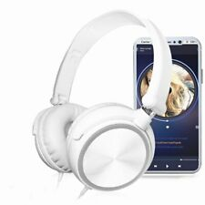 Stereo Bass Headphones For Sony With Microphone Noise Cancelling Headsets Bass