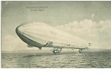 aviation .n° 40272 . zeppelins.luftschiff