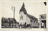 62 - cpsm - MERLIMONT Plage - L'église