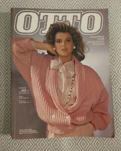 Otto Katalog, Herbst/Winter 1985/86 Vintage 80er, kultige 80er