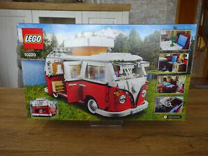 Lego 10220 Volkswagen VW T1 Camping Bus  Lego Creator NEU in OVP