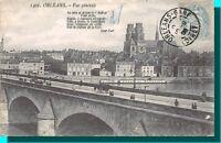 CPA 45 - Orléans vue generale