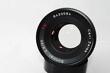 """Contax Sonnar T 85mm F/2.8 MMG  """"Excellent++"""" (FREE Shipping from JAPAN) #1014"""