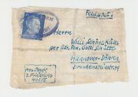 Feldpost II. WK - Feldpostnummer 46155 (Panzerkorps-Nachrichten-Abteilung 457) !