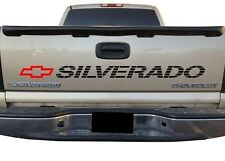 CHEVY 1500 SILVERADO BED DECAL VINYL TAILGATE STICKER CHEVROLET GRAPHICS