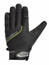 Chiba Bioxcell Full Fingered Touring Glove in Black Small Bike Cycling