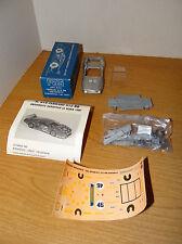 1/43 Ferrari 512 BB White Metal Kit FDS Automodelli Le Mans 1981 University 46