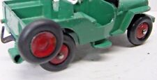 DINKY # 405 JEEP 4 TIRES + SPARE  AUCTION FOR 5 TIRES ONLY!!