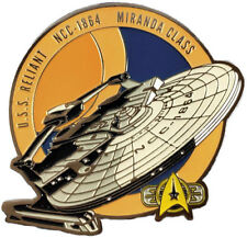 U.S.S. Reliant NCC-1864 - exklusiver Sammler Collectors Pin Metall - Star Trek