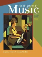 The Enjoyment of Music: An Introduction to Perceptive Listening (Shorter Eleven