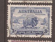 Cats Australian Stamp Individuals