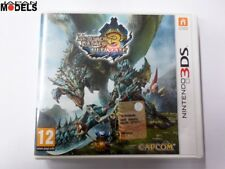 Nintendo 3DS MONSTER HUNTER 3 ULTIMATE Capcom Pal Used Usato