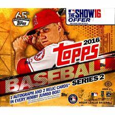 2016 Topps Series 2 Baseball  Pick Your Card