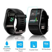Genuine TEMPERED GLASS Screen Protector For Garmin VivoActive HR Smart Watch