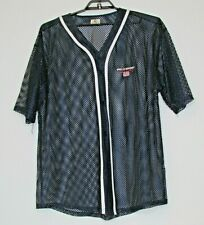 90's Ralph Lauren Polo Sport Jeans Co American Flag Mesh Net Baseball Jersey Xl