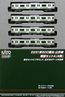 Kato 10-891 JR Series E231-500 Yamanote Line 4 Cars Add-on Set (N scale)