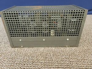 Altec Lansing A333A Mono Tube Power Amplifier Amp USA Please Read For Parts