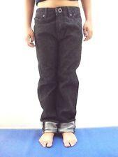 VOLCOM SURF BOY BIG YOUTH KINKADE DENIM JEANS DARK BLUE size 26 A261 RETAIL $52