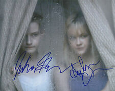 **We Are What We Are *JULIA GARNER & AMBYR CHILDERS* Signed 8x10 Photo MH2 COA**