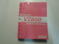 2005 SUZUKI VZ800 VZ 800 Repair Shop Service Manual 99500-38050-03E WATER DAMAGE